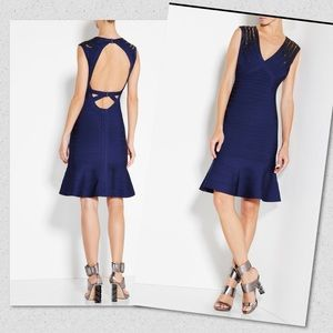 Authentic Herve leger adrianna Dress
